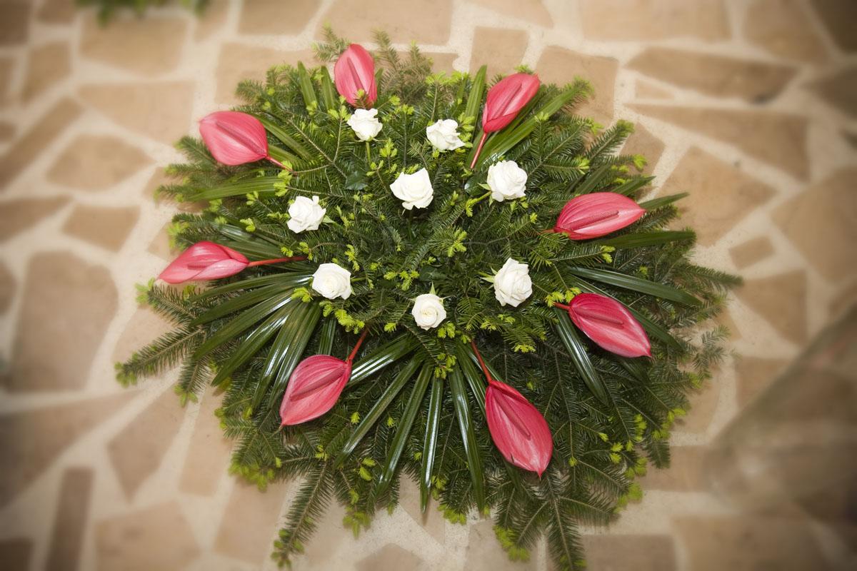 Wiązanka pogrzebowa Kwiaty Jelonka